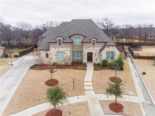 1201 Hibiscus Drive, Keller, Texas