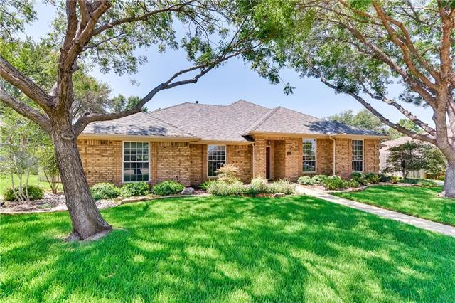 1703 Timber Ridge Circle, Corinth, Texas