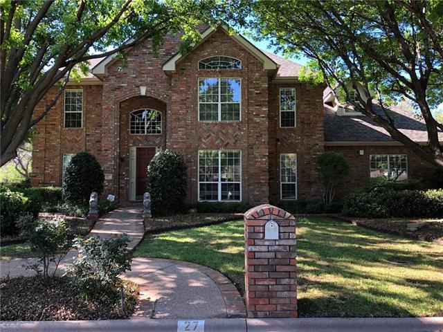 27 Glen Abbey Street Abilene, TX 79606