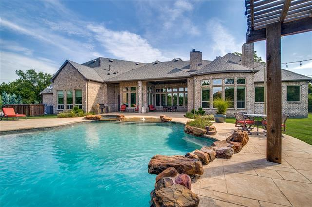 1160 Hart Road, Fairview in Collin County, TX 75069 Home for Sale