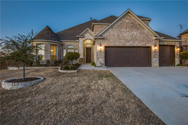 1001 Ballycastle Lane, Corinth, Texas
