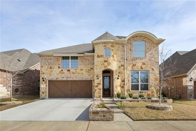 906 Aster Drive, Euless in Tarrant County, TX 76039 Home for Sale