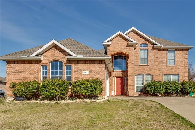 1109 Noblewood Drive Glenn Heights, TX 75154
