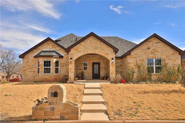 3017 Birch Drive Abilene, TX 79606
