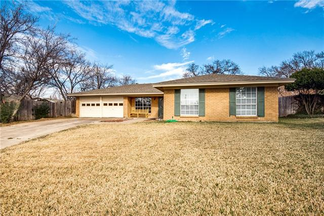 1125 Shady Elm Court 76021 - One of Bedford Homes for Sale