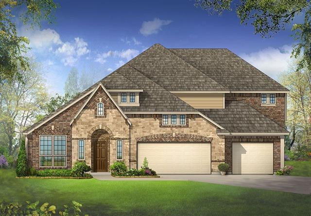 719 Fairfield Drive, Wylie, Texas
