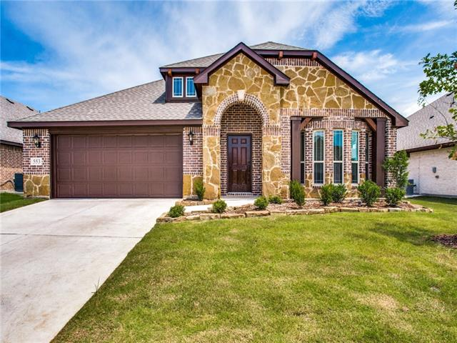 553 Willow Lane Lavon, TX 75166