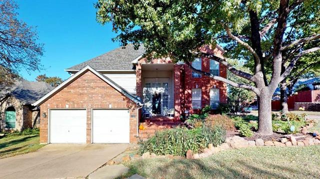 711 Meadow Bend Court, Highland Village in Denton County, TX 75077 Home for Sale