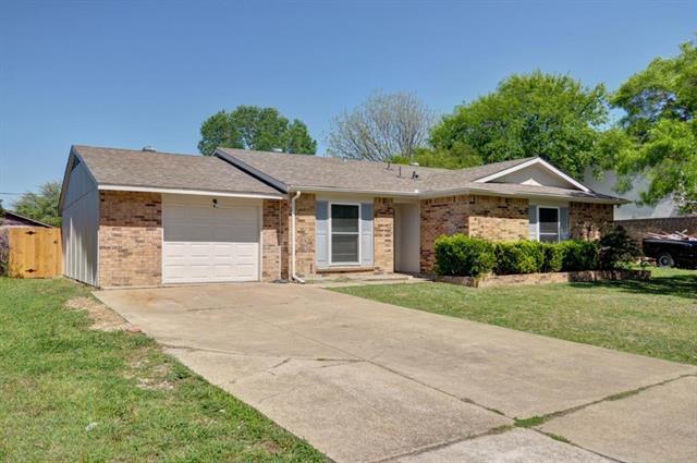414 Brandon Street, Grand Prairie in Dallas County, TX 75052 Home for Sale