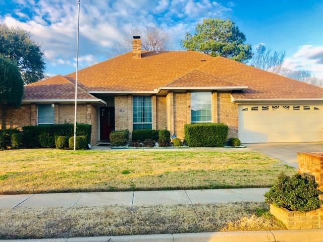 1321 Sunset Lane, Bedford, Texas