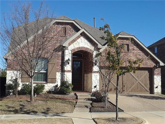 510 Dominion Drive, Euless in Tarrant County, TX 76039 Home for Sale