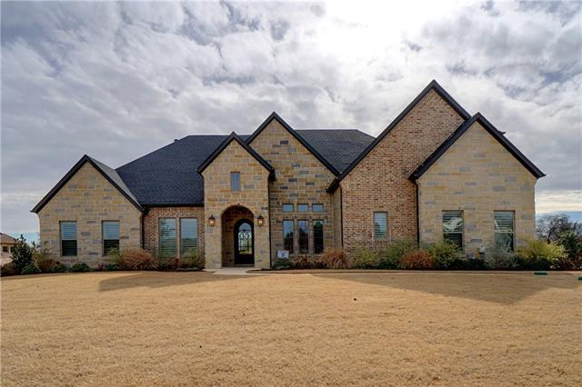 1005 Fincher Trail, Argyle in Denton County, TX 76226 Home for Sale