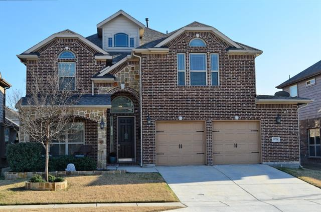 9721 Amaranth Drive, one of homes for sale in Fort Worth Alliance