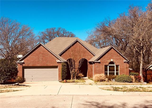 718 Preston Place, Grapevine, Texas