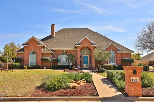 1401 Riata Road Abilene, TX 79602