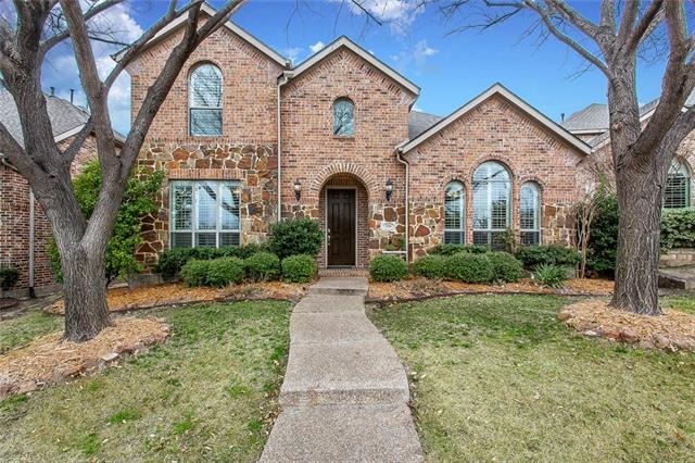 Allen Homes for Sale -  Custom Built,  1214 Amy Drive