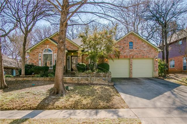 1809 Rolling Ridge Drive, Grapevine, Texas
