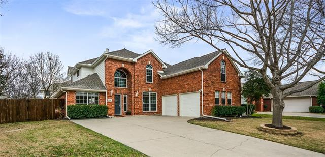 1506 Constellation Drive, Allen, Texas