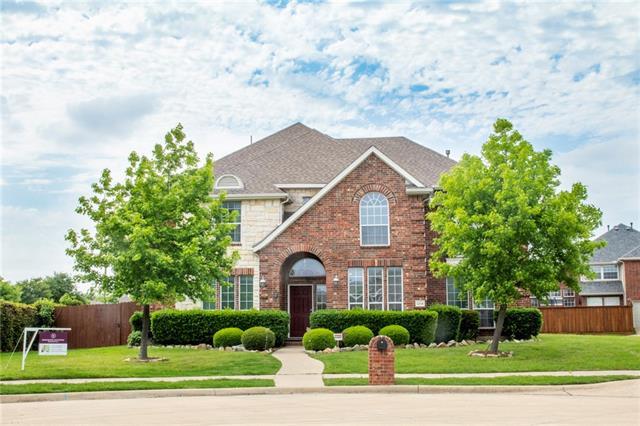 1214 Surrey Lane, Allen, Texas