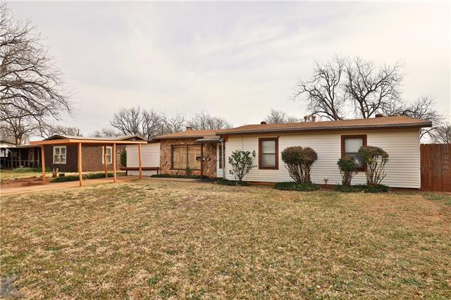 primary photo for 1341 S San Jose Drive, Abilene, TX 79605, US