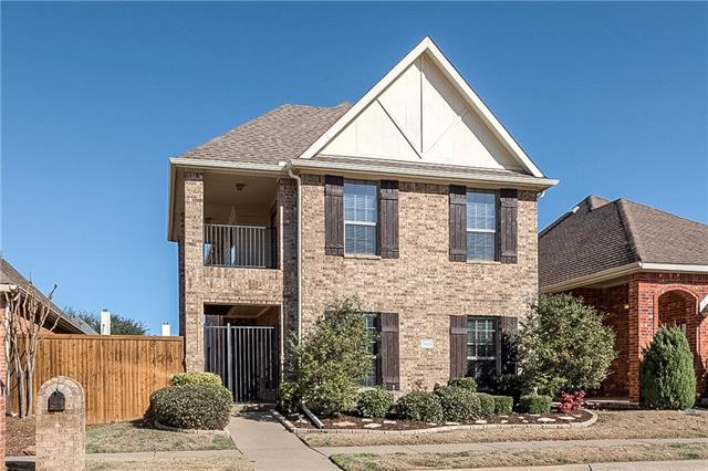 Allen Homes for Sale -  Gated,  1428 Snowberry Drive