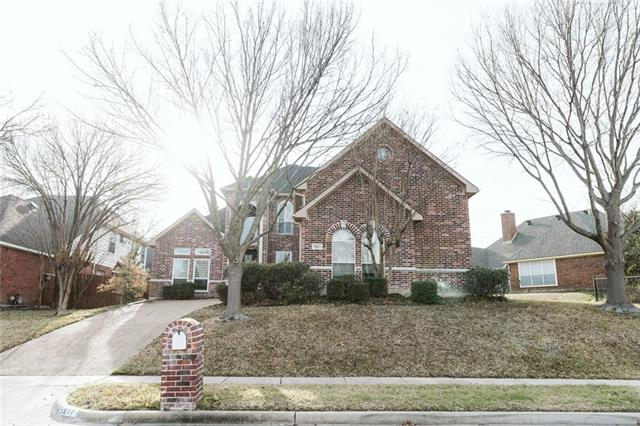 One of Garland 4 Bedroom Homes for Sale at 5817 Firecrest Drive
