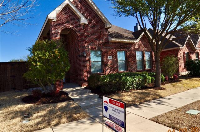1724 Lancaster Gate 75013 - One of Allen Homes for Sale