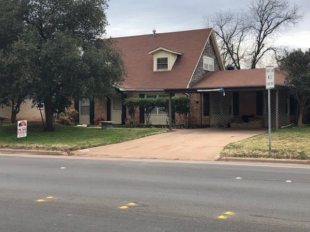 1856 N Willis Abilene, TX 79603