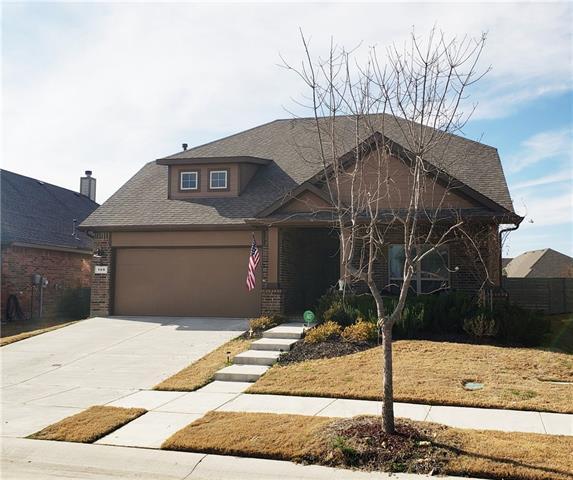 109 Bluebird Way, Argyle in Denton County, TX 76226 Home for Sale