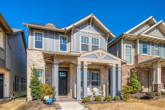 1054 Atherton Way 75013 - One of Allen Homes for Sale