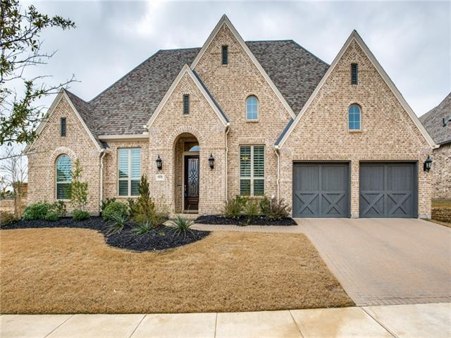 870 Garland Drive, Argyle in Denton County, TX 76226 Home for Sale