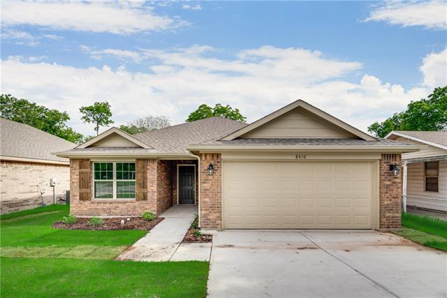 8410 Sussex Street White Settlement, TX 76108