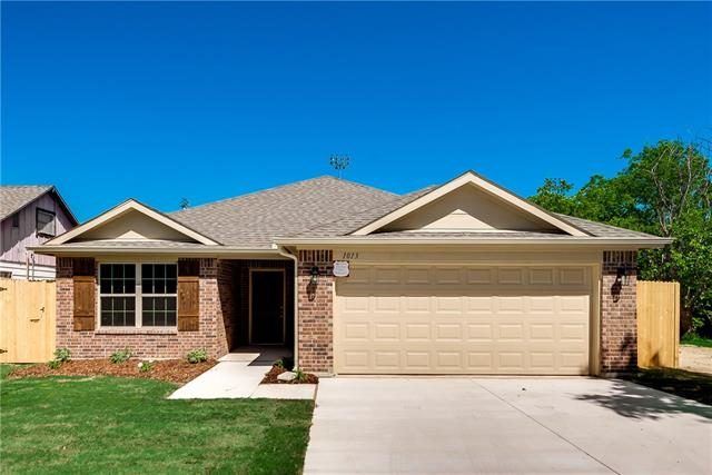 1013 Kimbrough Street White Settlement, TX 76108