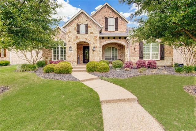 One of Allen 5 Bedroom Homes for Sale at 2358 Boxwood Drive