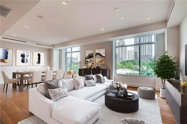 2025 Woodall Rodgers, one of homes for sale in Dallas Downtown
