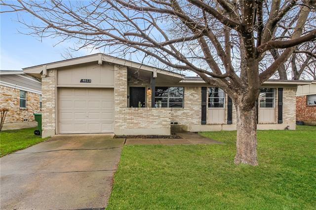 4613 Cornell Drive 75042 - One of Garland Homes for Sale