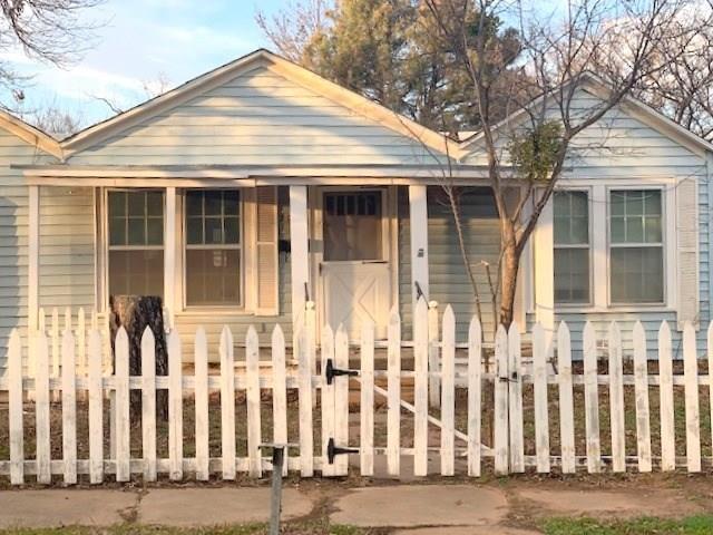 2018 S 19th Street, Abilene, TX 79602