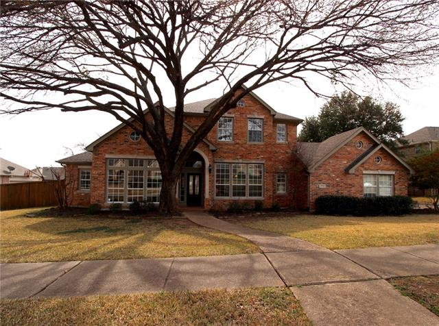 1804 Saint James Court, Corinth, Texas