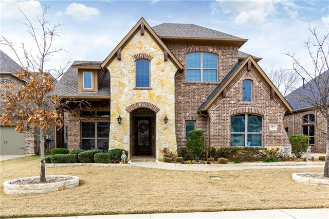2813 Spring Hollow Court, one of homes for sale in Highland Village