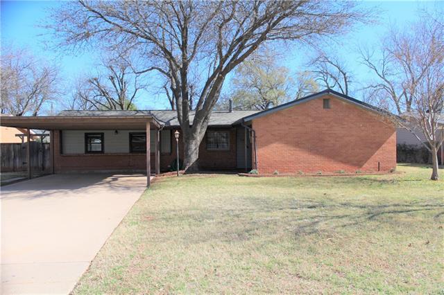 775 Marsalis Drive Abilene, TX 79603