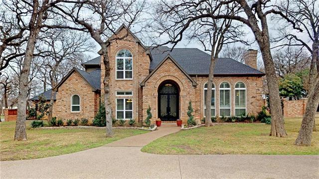 100 Forest Hollow Drive, Argyle, Texas