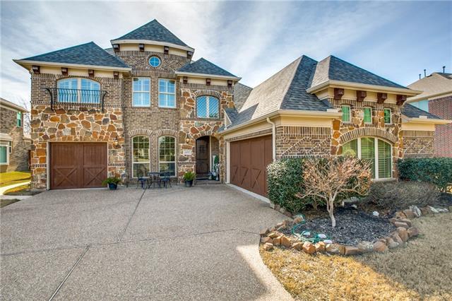 Allen Homes for Sale -  Custom Built,  1051 Hopewell Drive