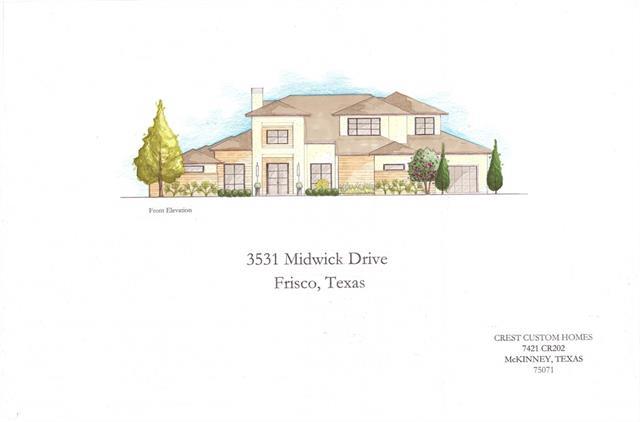 3531 Midwick Drive Frisco, TX 75034