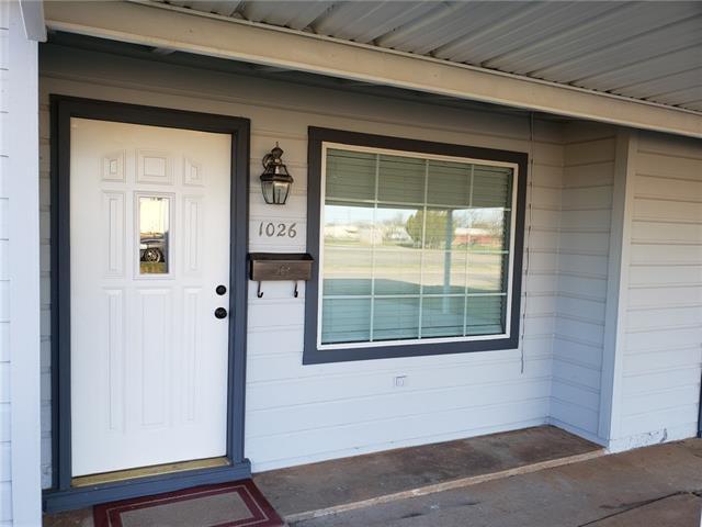 1026 Briarwood Street Abilene, TX 79603