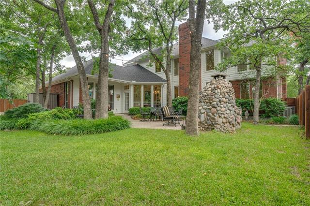 One of Highland Village 5 Bedroom Homes for Sale at 3020 Woodhollow Drive
