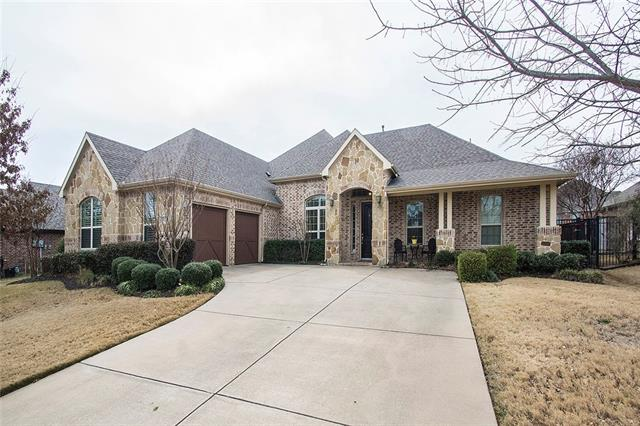 5135 Pond Crest Trail, Fairview in Collin County, TX 75069 Home for Sale