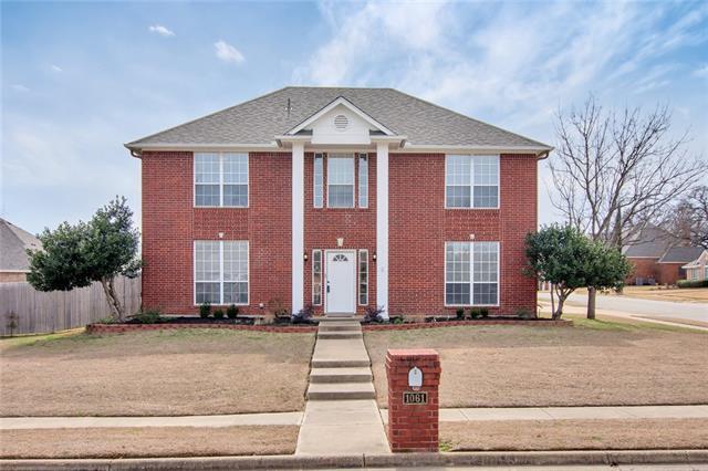 1061 Oak Valley Court, Keller, Texas