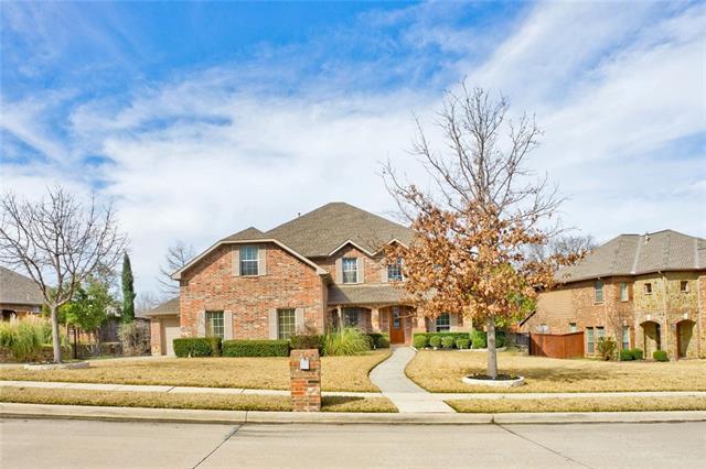 1302 Briar Ridge Drive, Keller, Texas