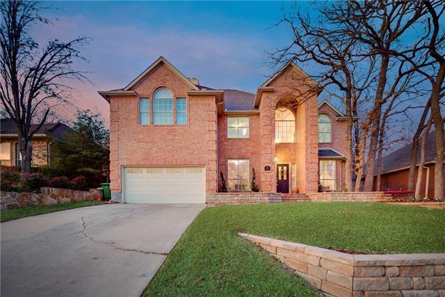 1804 Sandalwood Lane, Grapevine, Texas