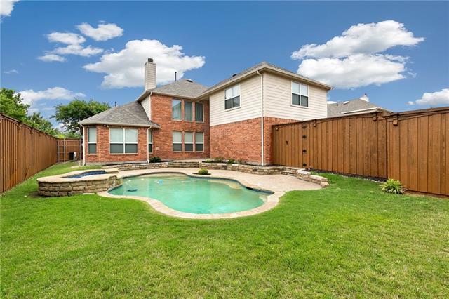 1613 Bryce Canyon Lane Allen, TX 75002